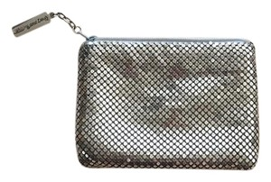 Whiting & Davis Satchel in Silver