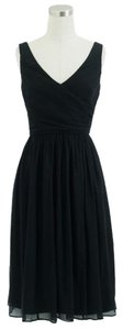 J.Crew A-line Chiffon Dress