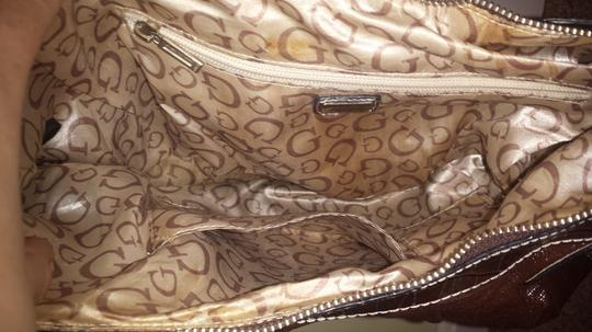 Guess Leather Hobo Bag