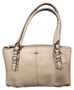 Coach Madison Leather Satchel Shoulder Bag