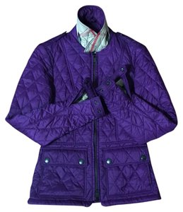 Burberry Brit Purple Jacket