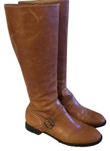 Unisa Riding Casual Brown Boots