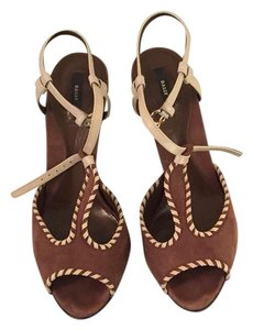 Bally Brown Sandals