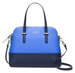 Kate Spade Crossbody Colorblock Two Tone Top Handle Pxru4471 Satchel