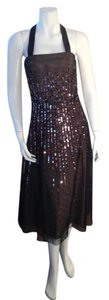 BCBGMAXAZRIA Bcbg Bcbg Max Azria Sequined Size 4 Dress