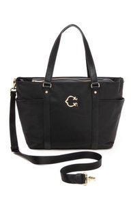 C. Wonder Tory Burch Designer Kate Spade Black Diaper Bag