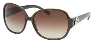 Tory Burch Tory Burch Sunglasses TY7026 735/13 Olive/Brown Gradient 59mm