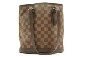 Louis Vuitton Bucket Lv Petit Bucket Satchel in Brown