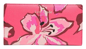 Kate Spade Cedar Street Hawthorne Lane Tiger Lily Stacy Surprise Coral