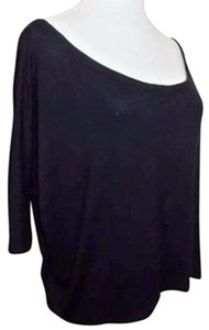 Zara Cropped Dolman Sleeve Trafaluc Cropped T Shirt Black