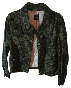 Gap Cotton Camo floral Jacket