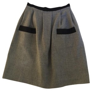 3.1 Phillip Lim Wool Skirt Grey