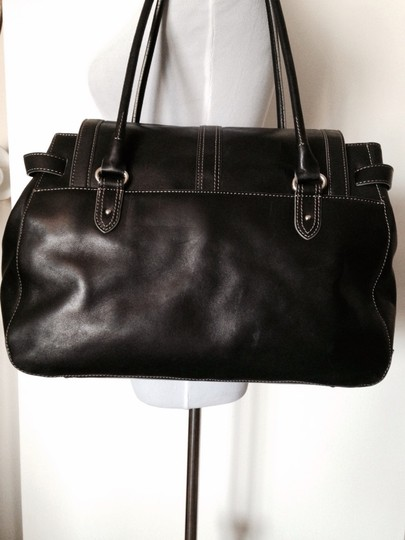 Cole Haan Satchel in Black Image 2
