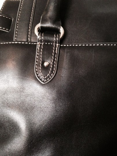 Cole Haan Satchel in Black Image 3