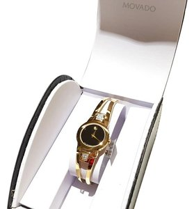 Movado MOVADO Amorosa 0604984 Diamond Accent Ladies Watch