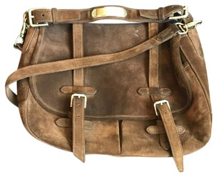 Ralph Lauren Collection Satchel in Brown