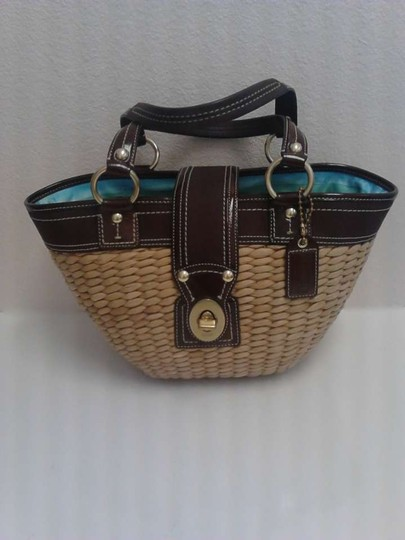 Preload https://img-static.tradesy.com/item/201835/coach-no-10748-straw-and-brown-leather-trim-natural-tote-0-0-540-540.jpg
