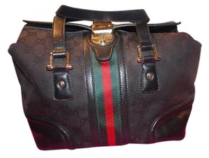 Gucci Satchel in BLACK