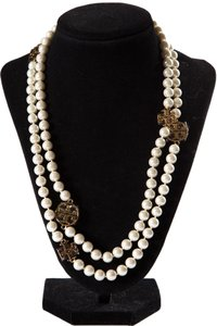 Tory Burch Tory Burch Ivory Necklace