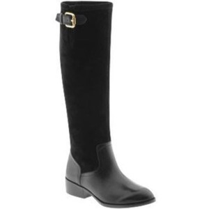 Ralph Lauren May Blk/Blk Boots