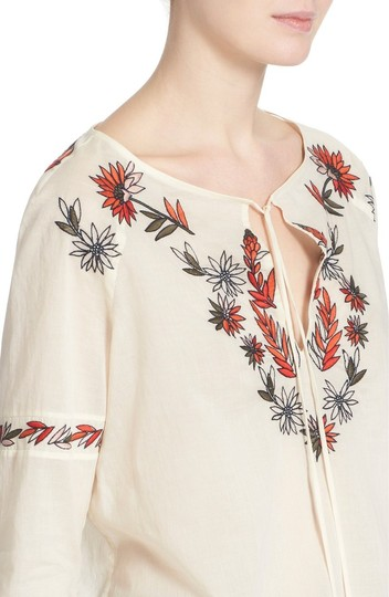 d8e3d4032c317 70%OFF Tory Burch Embroidered Peasant Top - 69% Off Retail - kdb.co.ke