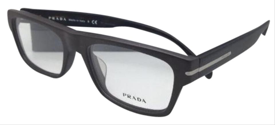 b012365469 Prada New Vpr 18r-f Tv6-1o1 55-18 145 Brushed Brown   Tortoise Frames  Sunglasses