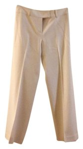 Ann Taylor Flare Pants Winter wht