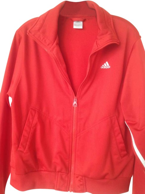Preload https://img-static.tradesy.com/item/201841/adidas-red-jacket-activewear-sportswear-size-10-m-31-0-0-650-650.jpg