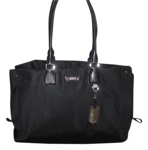 Tumi Laptop Computer Briefcase Travel Carryon Tote in Black