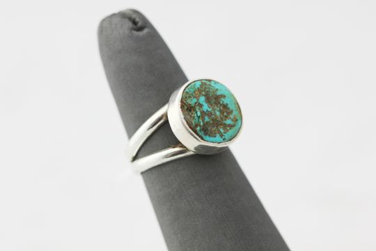 Other Sterling Silver Turquoise Ring Image 1
