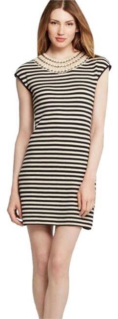 Preload https://img-static.tradesy.com/item/20185442/tory-burch-french-stripe-knee-length-short-casual-dress-size-2-xs-0-1-650-650.jpg