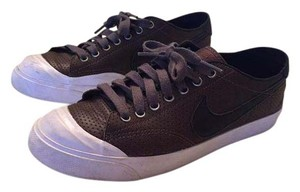Nike gray with black swoosh Athletic