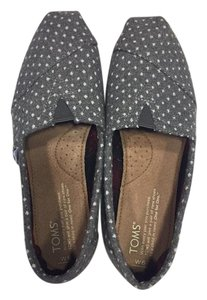 TOMS Brand New Comfortable Grey Flats