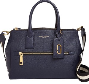 Marc Jacobs Tote in Midnight Blue