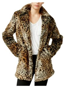 Sanctuary Clothing Faux Fur Fur Coat