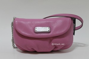 Marc by Marc Jacobs Pink Leather Nwt Cross Body Bag
