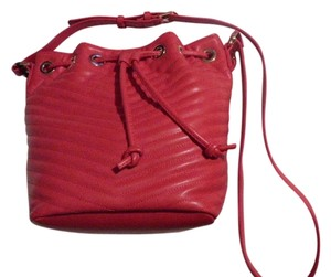 Valentino Xl Size High-end Bohemian Great Signature New With Tags Has Dust Satchel in true red quilted and smooth leather