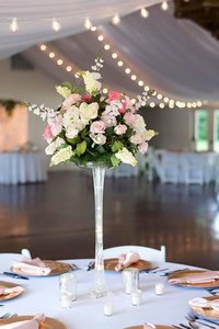 Silk Floral Centerpieces 9 Arrangements