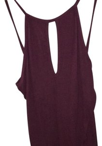 PacSun Top Maroon