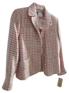 JG Hook Pink tweed Blazer