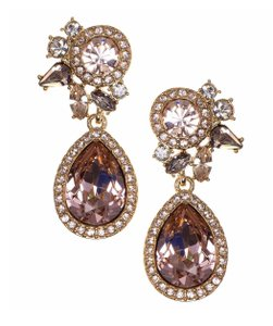 Givenchy Givenchy Vintage Pear Drop Earrings