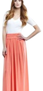 Robert Rodriguez Maxi Skirt Orange