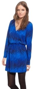 Rory Beca short dress Blue on Tradesy