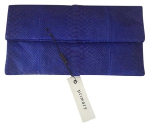 Primary Blue Clutch