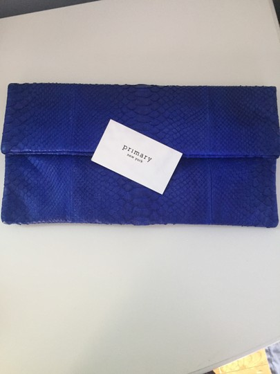 Primary Blue Clutch Image 1