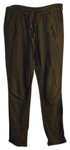 Isabel Marant Relaxed Pants Green