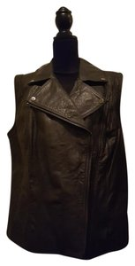 Sejour Leather Vest