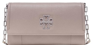 Tory Burch Grey Messenger Bag