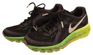 Nike Black/Green Athletic