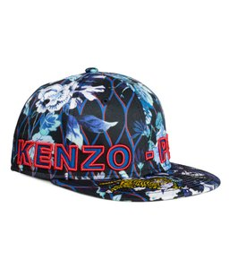 Kenzo x H&M Embroidered Cotton Cap